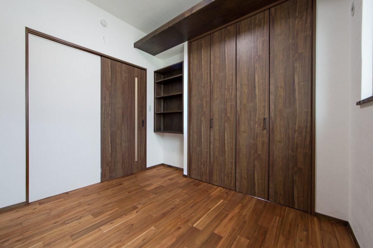 二世帯 2階部分 子ども室